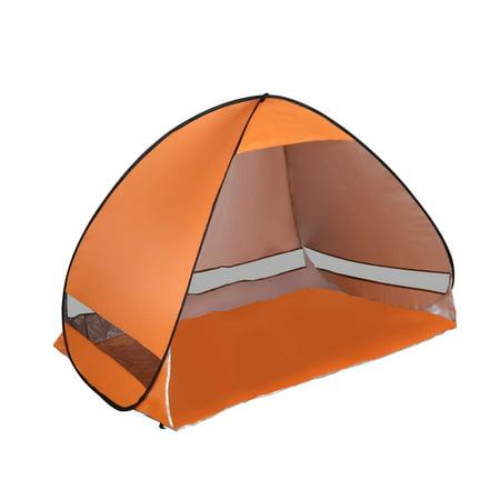 Pop Up Outdoor Beach Tent Folding Sun Shelter Anti Uv