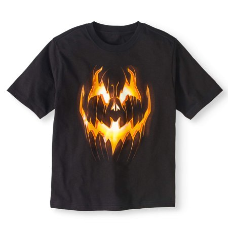 Halloween Boys' Short Sleeve Graphic T-Shirt for $<!---->