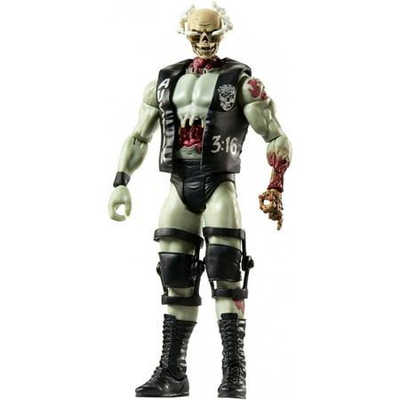 WWE Zombies Stone Cold Steve Austin Figure (Wwe Latest News On Stone Cold Steve Austin)