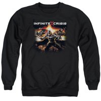 Infinite Crisis DC Comics Video Game Batman Champions Adult Crewneck Sweatshirt
