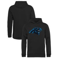 d566015c826 Product Image Carolina Panthers NFL Pro Line by Fanatics Branded Youth  Splatter Logo Pullover Hoodie - Black