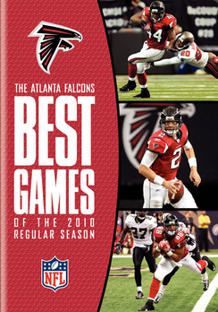 NFL Atlanta Falcons: Best Games Of 2010 Season (DVD) by NFL PRODUCTIONS