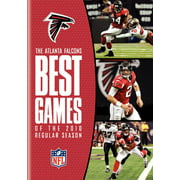 NFL Atlanta Falcons: Best Games Of 2010 Season (DVD)