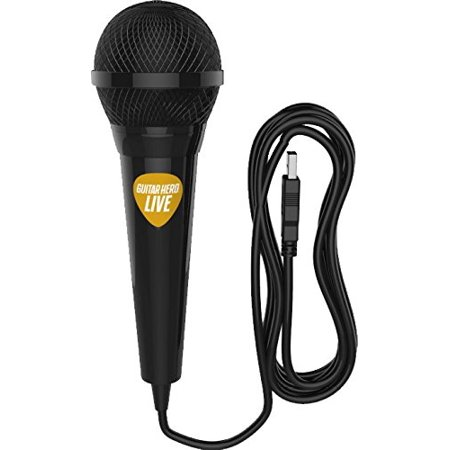 Guitar Hero Mic [works With All Formats] (Power A)