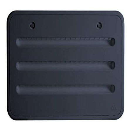 Atwood 13003 Black Refrigerator Side Vent Kit