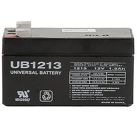 12V 1 3Ah Sla Replacement Battery For Parks Medical Doppler 811B By Universal Power Group
