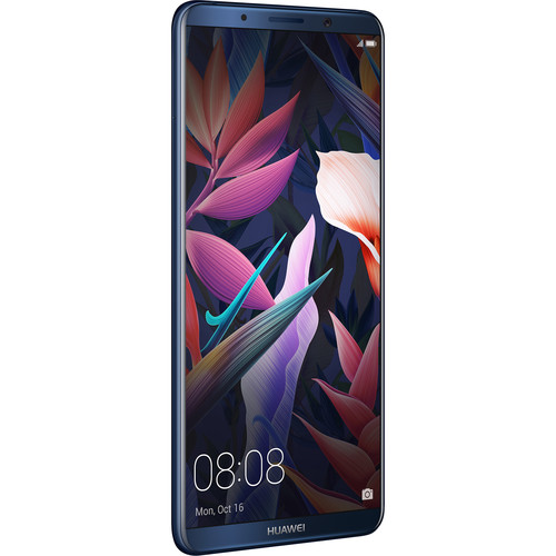 Huawei Mate 10 Pro BLA-A09 128GB Smartphone (Unlocked, Midnight Blue) US Warranty