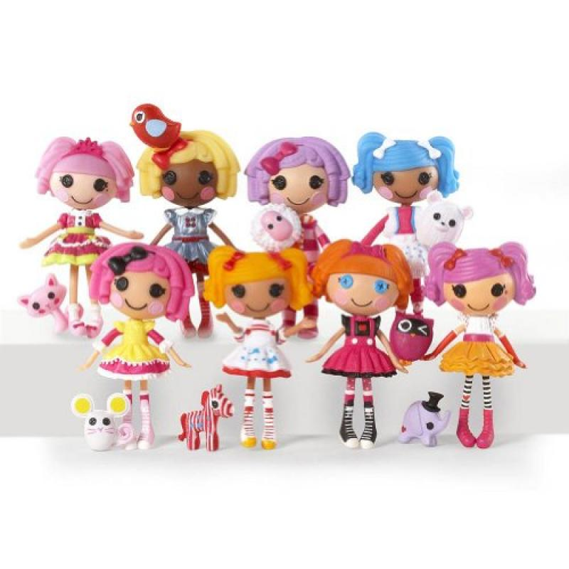 MGA Entertainment Lalaloopsy Exclusive 3 Inch Mini Figure...