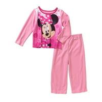 Baby Toddler Girl Assorted Characters Sleepwear Set