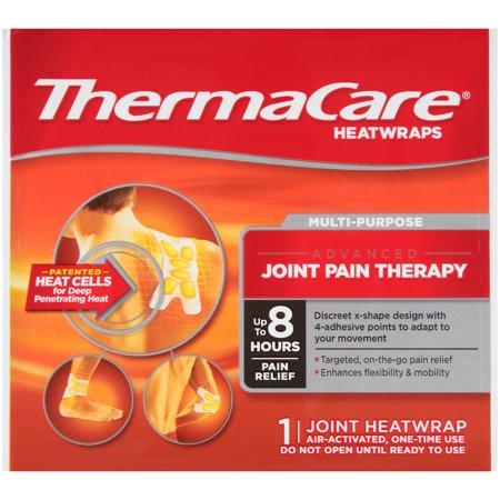 Thermacare Heatwraps Joint Heatwraps  4 Ct