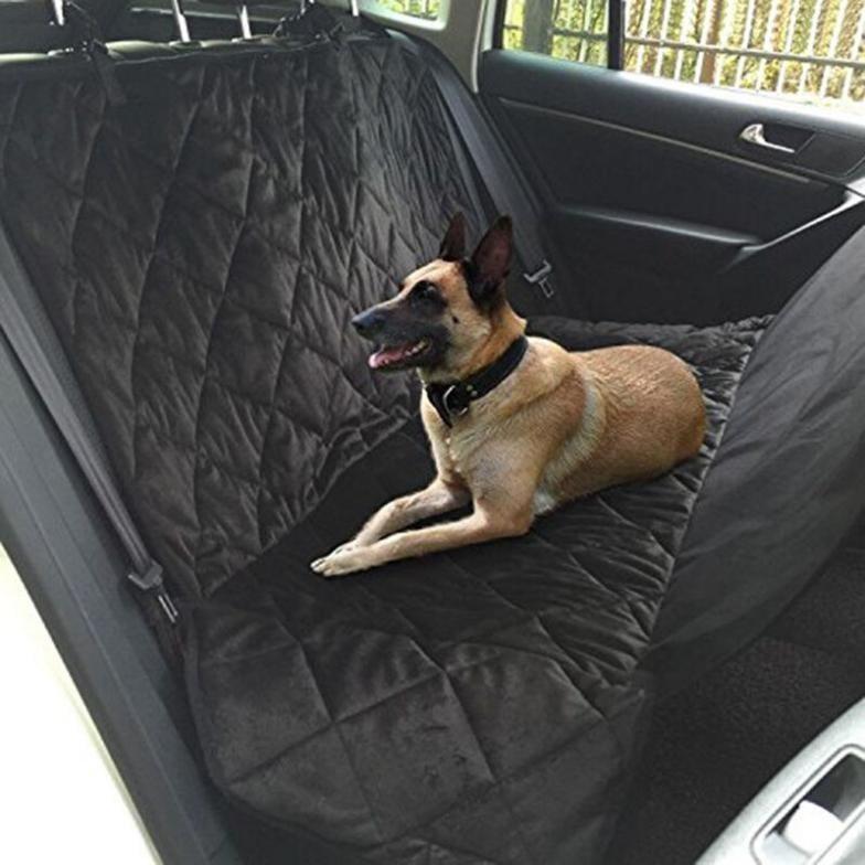NEW Waterproof Pet Dog Seat Hammock Cover Car Van Back Rear Protector Mat Travel