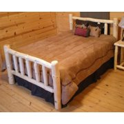 Traditional Standard Log Bed (Twin)