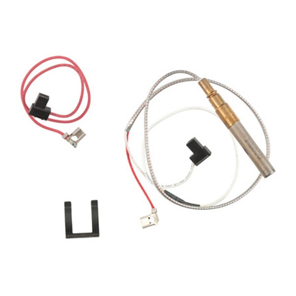 Thermopile Assembly For Gas Water Heaters, 21-In.