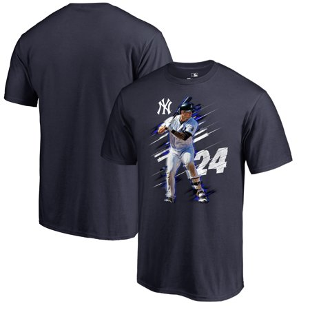 online retailer f9910 08cfd Gary Sanchez New York Yankees Fanatics Branded Fade Away T-Shirt - Navy