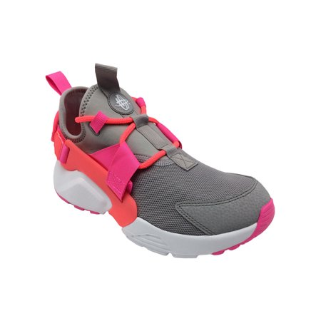 Nike Womens Air Huarache City Low Sneaker Shoes AH6804 007 Multiple Sizes New (US 7,Medium (B, M))