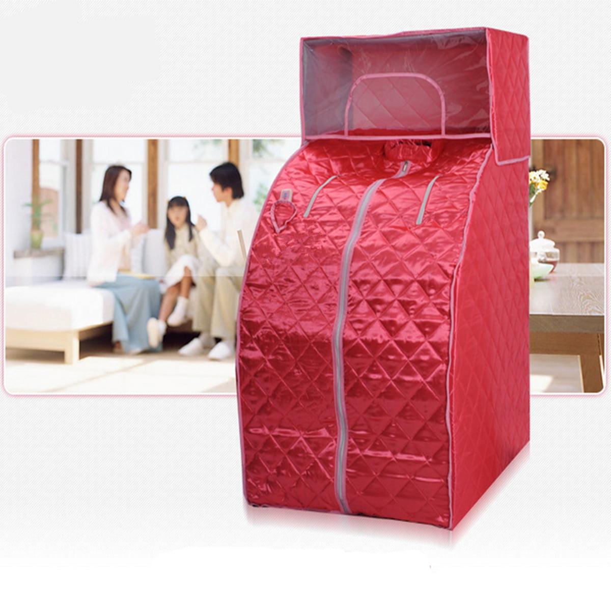 2L Portable Sauna Machine Steam Sauna Full Body 1 Steam Pot+1 Steamed Cover+1 Remote... by
