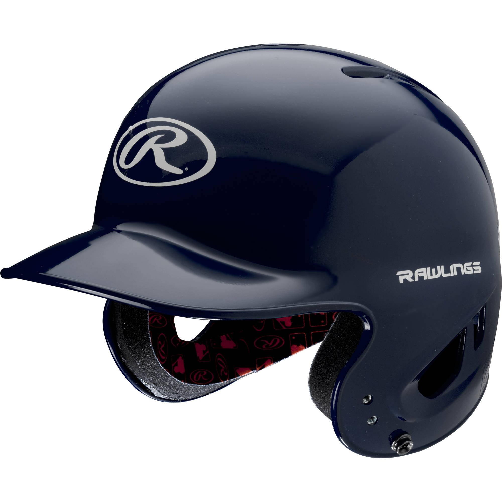 Rawlings MLB Inspired T-Ball Helmet, Navy Blue