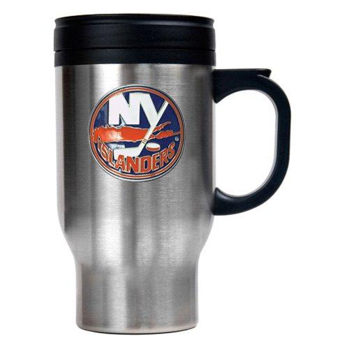 NHL - New York Islanders Primary Stainless Steel Travel Mug