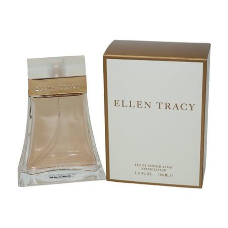 Ellen Tracy Eau De Parfum Spray 3.4 Oz / 100 Ml for Women by Ellen Tracy ()
