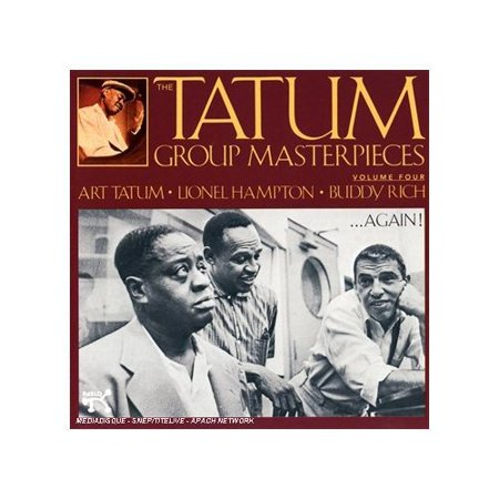 Personnel  Art Tatum  Piano   Lionel Hampton  Vibes   Buddy Rich  Drums  Recorded In Los Angeles  California On August 1  1955  Includes Original Release Liner Notes By Benny Green