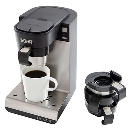 Bunn Mcu My Cafe Single Cup Multi Use Coffee Brewer  42900 0301