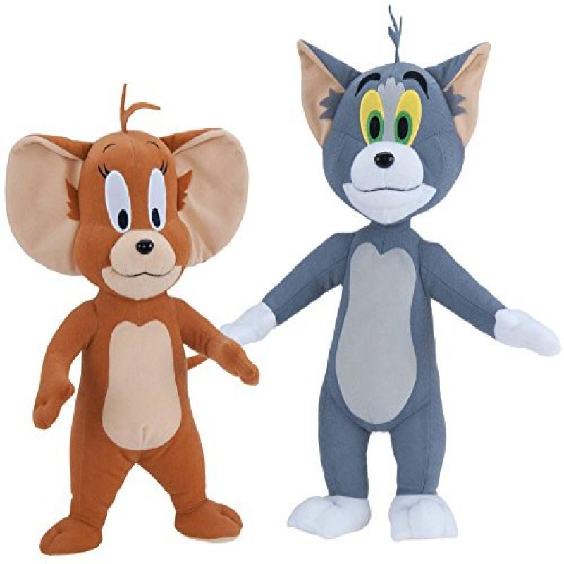 WB Tom and Jerry Deluxe 14 Plush Set