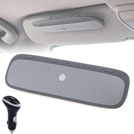 TZ900 Sun Visor MP3 Car Bluetooth Handsfree Speakerphone Audio Music  Receiver - Walmart.com b7ac31597cd