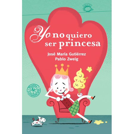 Yo no quiero ser princesa (ebook animado y narrado) (Fixed layout) - eBook - Halloween Bruja Animado