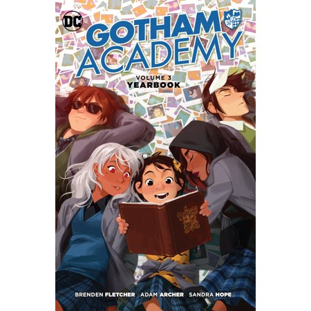 Gotham Academy Vol. 3: Yearbook - Party City In Orlando Fl