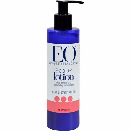 Eo Products Everyday Body Lotion Rose And Chamomile - 8 Fl Oz - image 1 de 1
