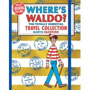 Where's Waldo? the Totally Essential Travel Collection (Paperback)
