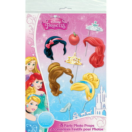 Disney Princess Baby Shower (Disney Princess Photo Booth Props,)