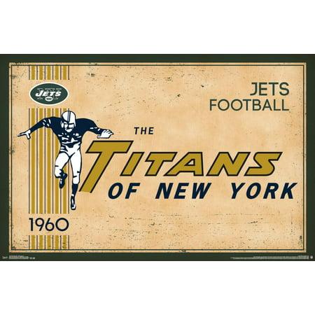 New York Jets - Retro Logo