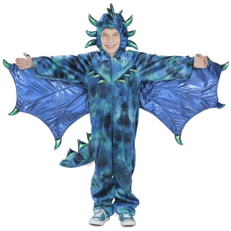 Princess Paradise Premium Sully the Dragon Child Costume - Sully Costume For Men