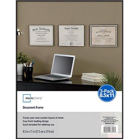 Mainstays Format Frame 3pk Doc