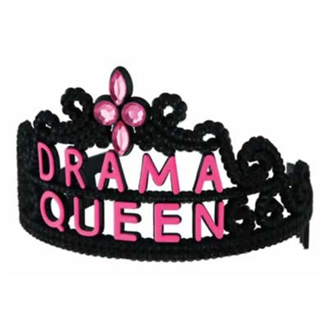 Beistle - 60255 - Drama Queen Tiara- Pack of 12