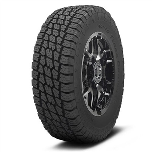 Nitto Terra Grappler All Terrain Tire P255/70R17 110S
