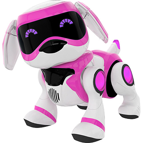 Tekno Robotic Puppy, Pink