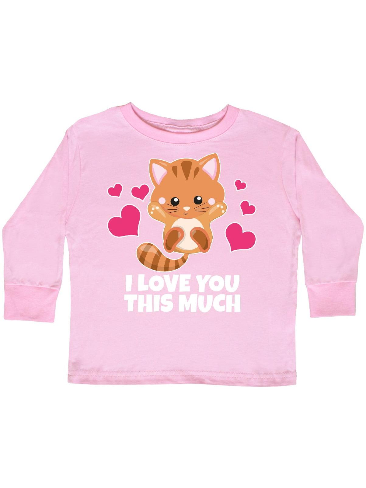 inktastic Im 2 Kitten Pink Toddler T-Shirt