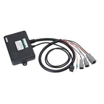 Control Box For #124SSR Switch Lenco Trim Tabs w/Retractor & Deutsh Conn. Pro #: 30134-001 X-Ref #: 30135-001