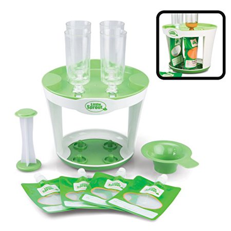 Little Sprout Baby Food Maker Reviews