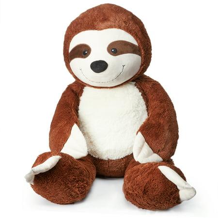 Giant Plush Sloth 35 Walmart Com
