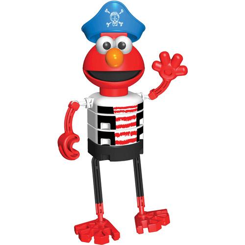 K'nex Sesame Street Talking Pirate Elmo