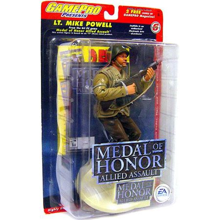 Medal of Honor Allied Assault Lt. Mike Powell Action (Code For Medal Of Honor Allied Assault)