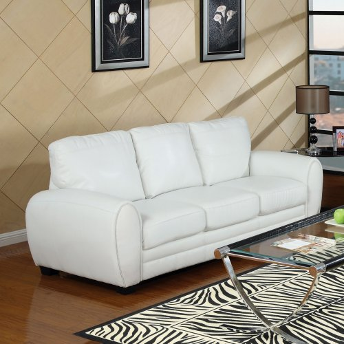 acme furniture white leather sectional sofa 28 images cleon sectional sofa in white