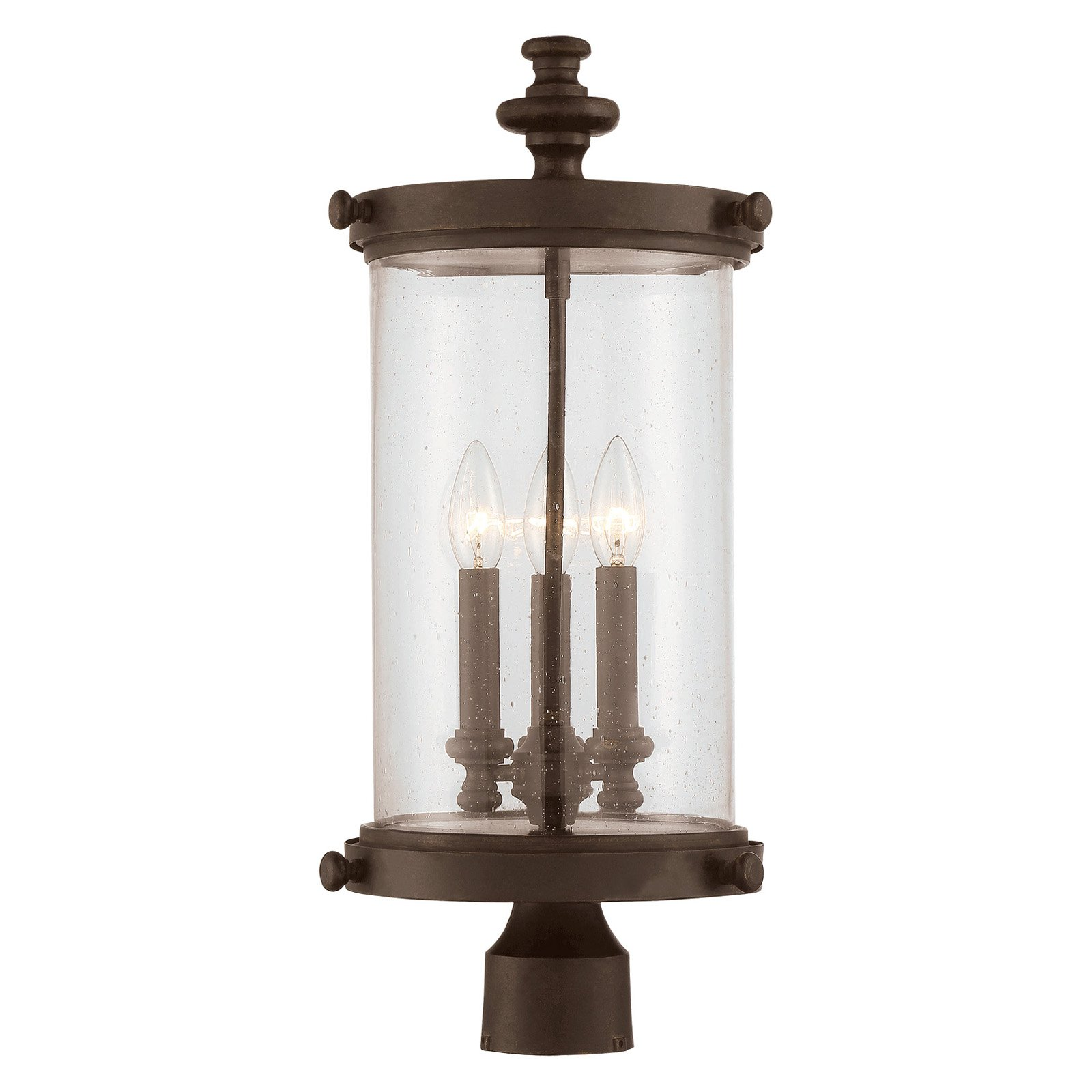 Savoy House Palmer 5-1223-40 Outdoor Post Lantern by Savoy House