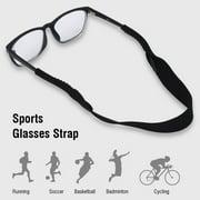 5pcs Sports Glasses Elastic Neck Strap Retainer Cord Chain Holder Lanyard for Eyeglasses
