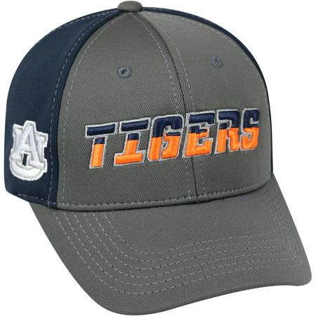 University Of Auburn Tigers Grey Two Tone Baseball