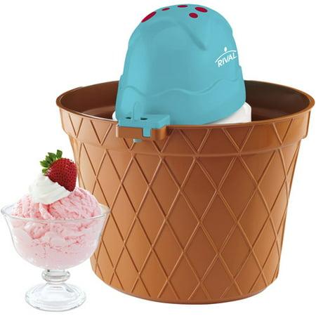 Rival 2 Quart Ice Cream Maker