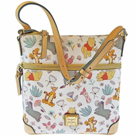 Disney Winnie the Pooh and Friends Crossbody Bag by Dooney & Bourke New with